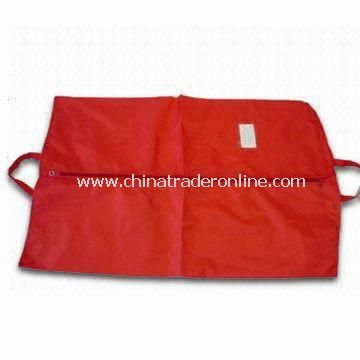 Garment Bag, Eco-friendly, Made of Nonwoven Material, for Promotional Purposes