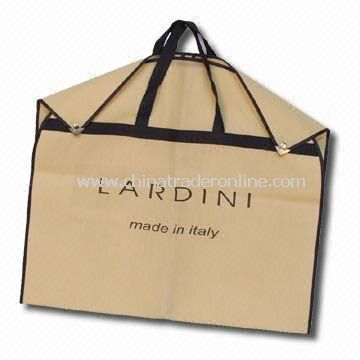 Garment Bag, Made of Eco-friendly and Nonwoven Material, Available in Two Sizes