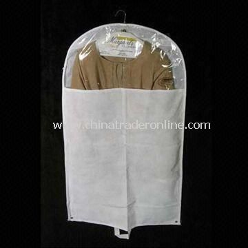 Garment Bag, Made of Eco-friendly and Nonwoven Material