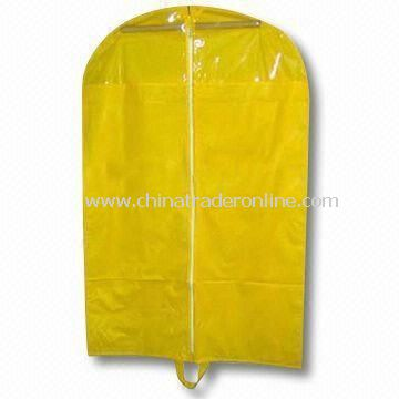 Garment Bag, Made of Nonwoven Fabric, PVC, Polyester, or Nylon