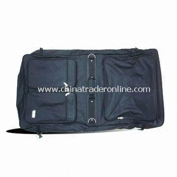 Garment Bag with Silkscreen and Heat Transfer Printing, Measures 110 x 55cm