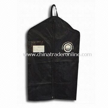 Garment Bag with Transparent PE Window
