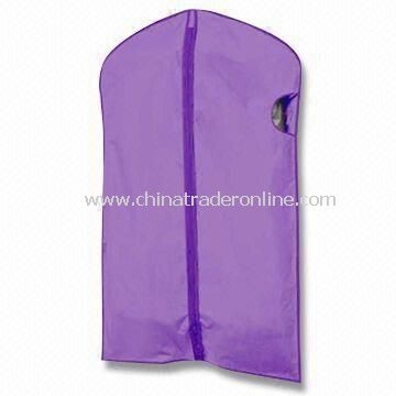 Garment Bag with Zipper and Handle, Customized Designs and Colors are Accepted, Protection from Dirt