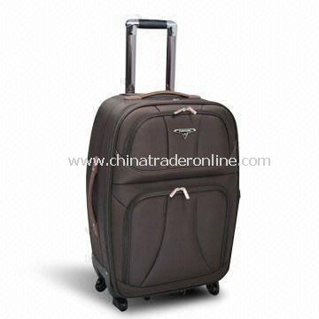 Luggage Set with Fully Lined Interior, Measures 28-inch, Made of 600D Polyester