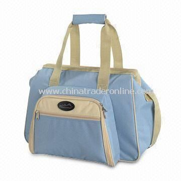 Mummy Carry Bag with Wide Open Back Compartment, Convenient for Use