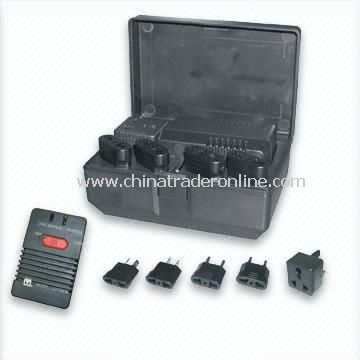Power Conversion Kit Converts with Voltage of 220/240V AC to 110/120V AC