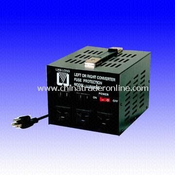 Universal AC/AC Voltage Converter, Safe to Use