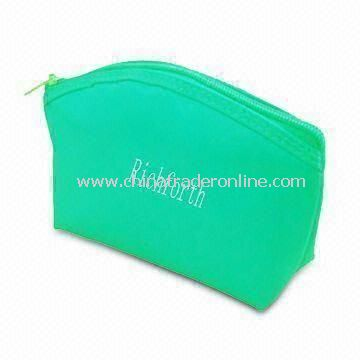 Coin Purse, Made of 600D/PVC, Measures 20 x 15cm