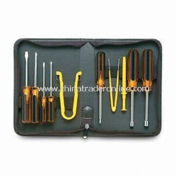 Computer Tool Kit with Repair Tools and Lifetime Warranty
