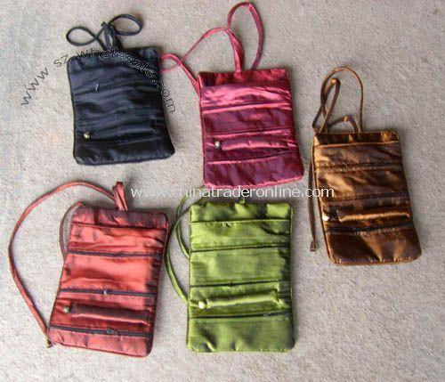 Jewelry roll.jewelry gift bag