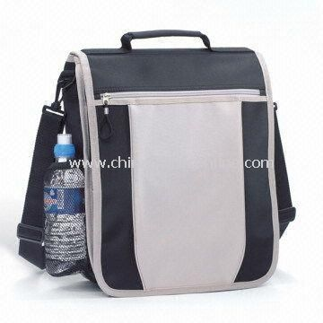Messenger Bag, Made of 300D Polyester