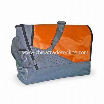 Messenger Bag, Made of 600D Polyester, Measures 15 x 5.5 x 11cm