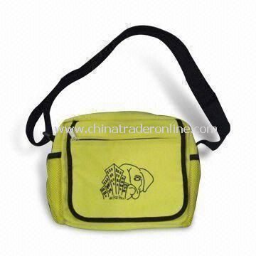 Messenger Bag, Suitable for Business, OEM Orders are Accepted
