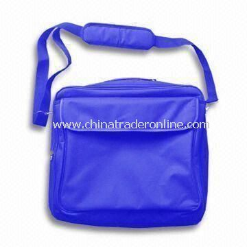 Messenger Bag, Suitable for Business or Traveling, Customized Logos are Welcome
