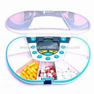 Pill Timer Case, Various Styles, Colors and Sizes are Available