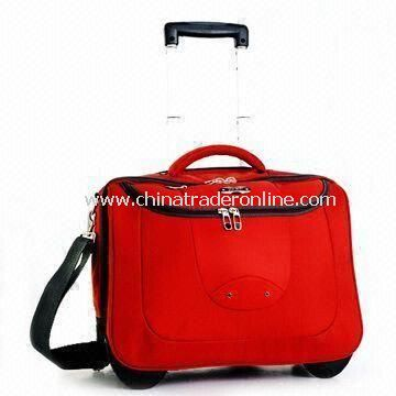 Rolling Business Briefcase, Various Colors are Available, Measures 43 x 16 x 31.5cm
