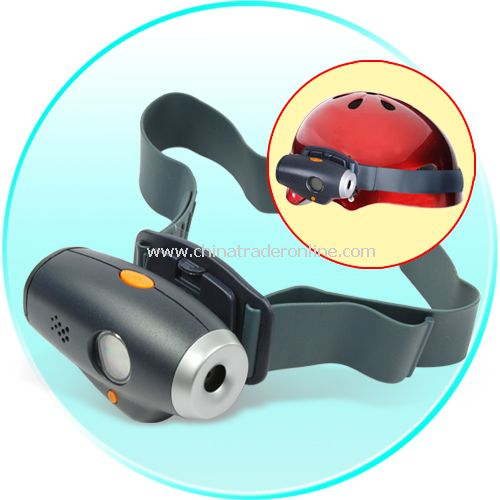 Action Sports Helmet Camera