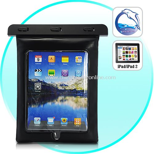 Waterproof Case for iPad, iPad 2, Tablets