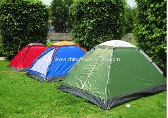 wholesale Outdoor camping / 2 people camping tent/double/tent