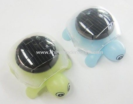 Solar Gadgets,2011 The New Solar Energy Toy Turtle with High Quality Material,Solar Mini Tortoise solar toy colors