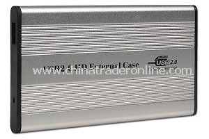 2.5-Inch IDE Notebook Hard Drive to USB Enclosure