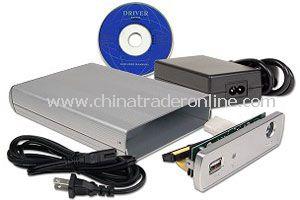 3.5 IDE Hard Drive to USB 2.0 External Aluminum Case Enclosure