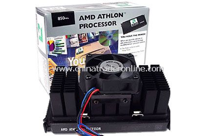 AMD Athlon 850MHz 512K Slot-A CPU