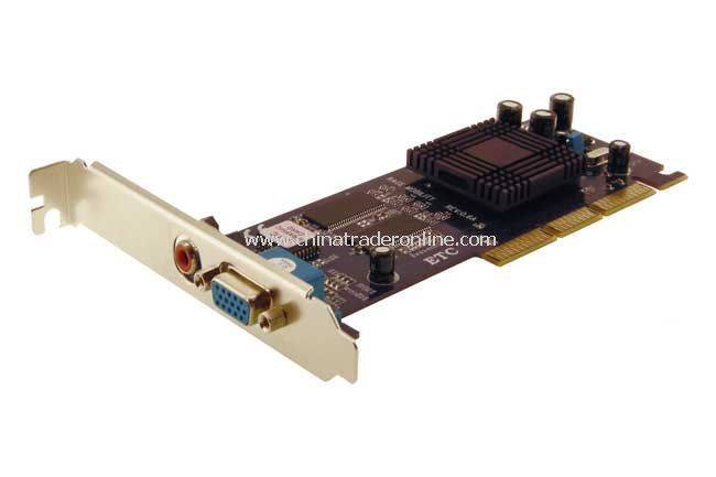 ATi Rage Mobility 8MB AGP VGA Video Card with TV Out