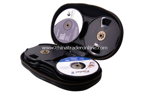 CD Deluxe Wallet Holds 20pcs CD-4620