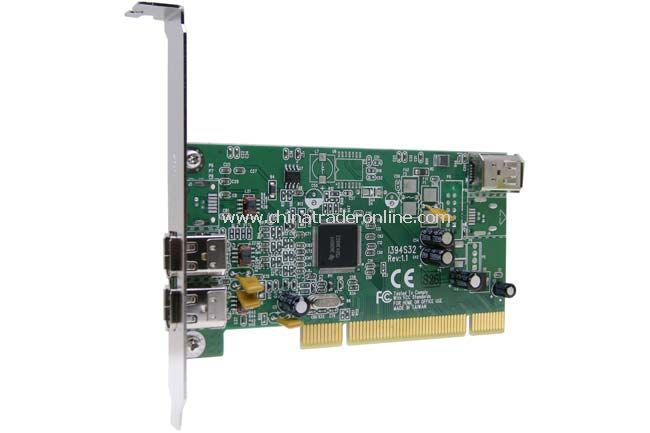 Firewire 1394 PCI Car