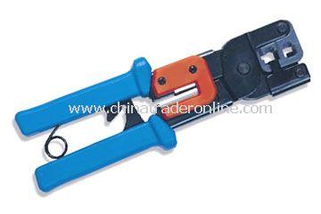 RJ45 Crimping Tool, 3-Way Professional Type