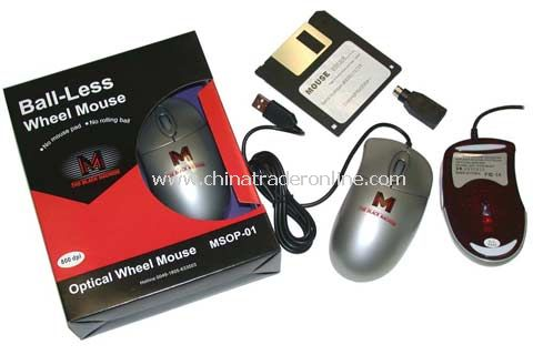 USB & PS2 Optical Mouse
