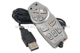 USB VoIP Controller For Skype
