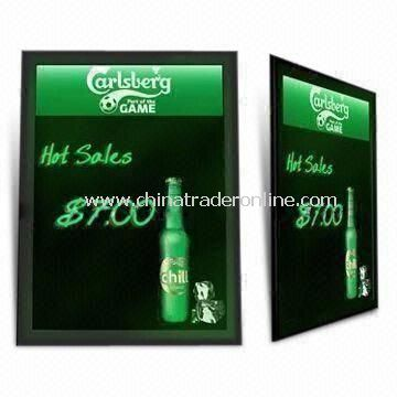 Billboards/Fluorescent LED Hand Writing Board with 12 Dazzling Neon Effects and Magic Markers