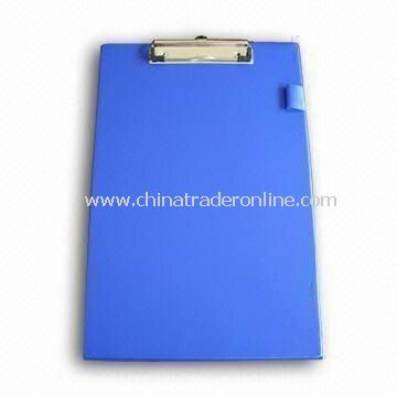 Clip Board, Measures 220 x 120mm, Customized Logo is Welcome