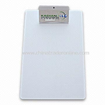 Clip Board, Suitable for Promotional Purposes
