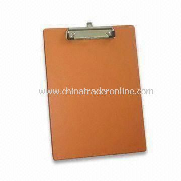 Durable Clip Board, Measures A4, Customers Logos are Accepted