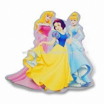 Fridge Magnet Sticker, Latest and New Style, Suitable for Gift and Promotional Purposes from China