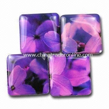 PVC Refrigerator Magnet, Suitable for Promotions and Souvenirs, Customized Designs are Accepted