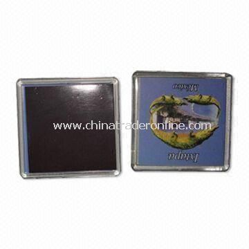 Soft PVC Fridge Magnet, Suitable for Promotional Gifts, Customized Designs are Welcome