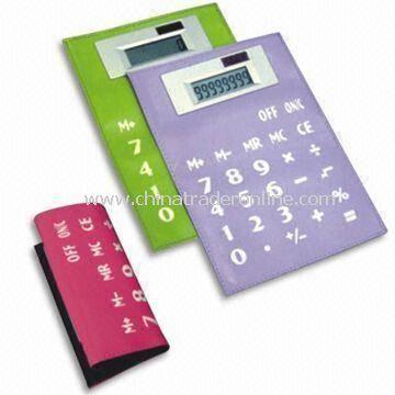 8-digit Calculators, Suitable for Promotional Purposes, Measures 19.5 x 14.5 x 1.0cm