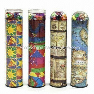 Liquid Kaleidoscope, Available in Assorted Colors, Measures 44 x 190mm
