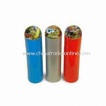 Liquid Kaleidoscopes, Contains Multicolored Beads, Various Body Colors are Available