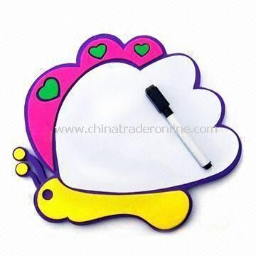 Magnetic Memo Board in Lovely Design, Customized Sizes are Welcome
