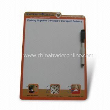Magnetic Memo Message Board, Ideal for Promotions or Premiums