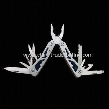 Multi Function Tools with Scissors, Made of 420 Stainless Steel Material