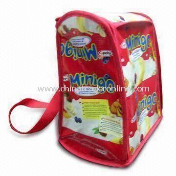 23 x 19 x 30cm Promotional Picnic Cooler Bag in Various Sizes and Designs, OEM Orders are Welcome