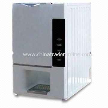 Coffee Machine for Office Use, Table Top Style, 2 Hot Premixed Drinks
