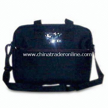 Durable 600D Briefcase with Size 13 x 10 x 5 Inches, Suitable for Gift and Promotional Purposes