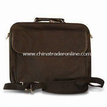 Laptop Bag for Travel Use, Customized Sizes and Logo Printings are Accepted